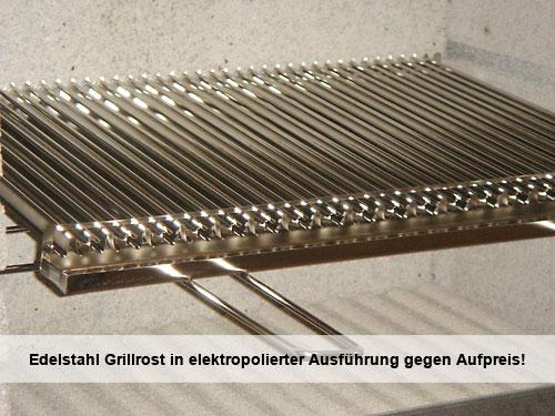 edelstahl grillroste f r gartenkamin grill innovation gesundes grillen. Black Bedroom Furniture Sets. Home Design Ideas